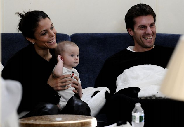 "Bethenny Frankel, Bryn Hoppy, and Jason Hoppy in ""Bethenny Ever After."""