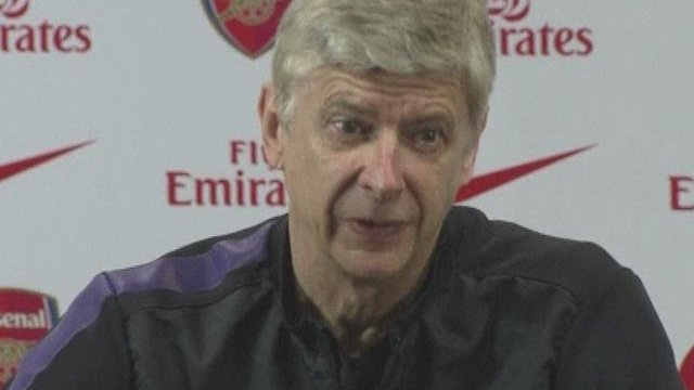 Wenger: Our fate is in our hands