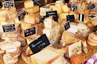 An international cheese competition takes place in the UK this month