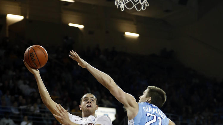 NCAA Basketball: North Carolina at Boston College