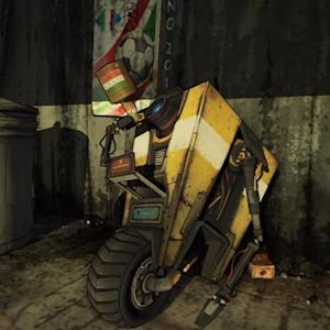 Playing as Claptrap in Borderlands the Pre-Sequel - Gameplay