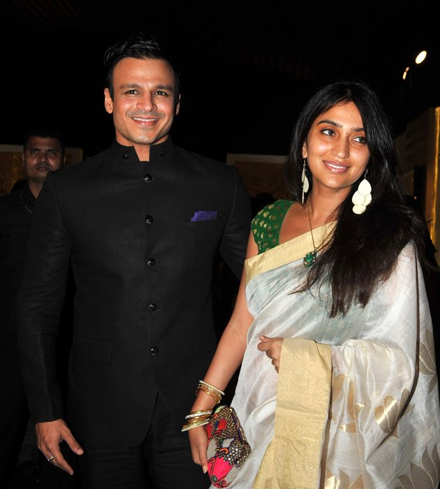 It&amp;#39;s a baby boy for Vivek Oberoi and Priyanka Alva