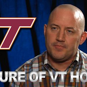 Virginia Tech's Buzz Williams On The Future Of Hokies Hoops