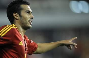 Pedro: Spain is the best team in history