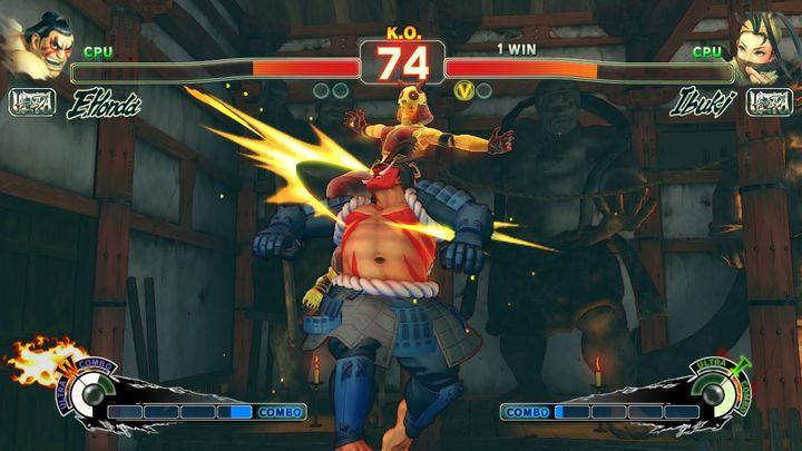 Ultra Street Fighter 4 hits PS4 on May 26 for $24.99