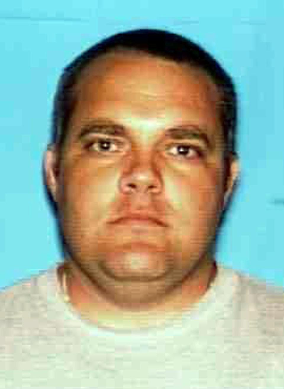 This undated image provided by the Orange County District Attorney's Office shows former Fullerton police officer Joseph Wolfe. Wolfe is the third former Fullerton police officer charged in the beating death of a mentally ill homeless man after a violent confrontation with police last year, prosecutors said Thursday, Sept. 27, 2012. (AP Photo/Orange County District Attorney, File)