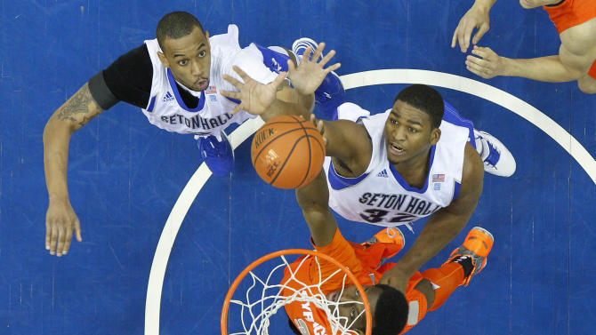 NCAA Basketball: Syracuse at Seton Hall