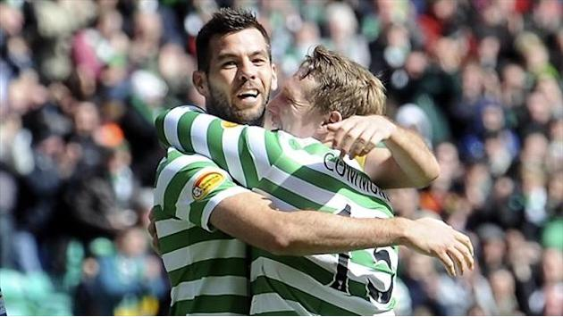 Scottish Premier League - Celtic beat Inverness to retain title