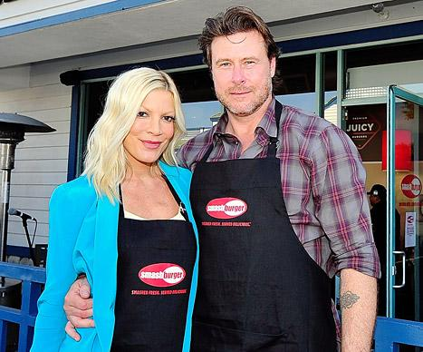 Dean McDermott Explains Vasectomy Quote: Tori Spelling and I Aren't Broke