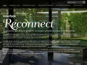 """Interface """"Reconnect Your Space"""" Competition Invites Designs for Humans' Deep Seated Love of Nature"""