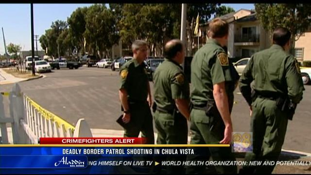 Border Patrol agent shoots, kills woman in Chula Vista