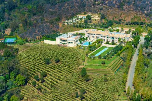 What Do They Own?: Five Mansions Owned by a Man Who Wants You to Live With Less