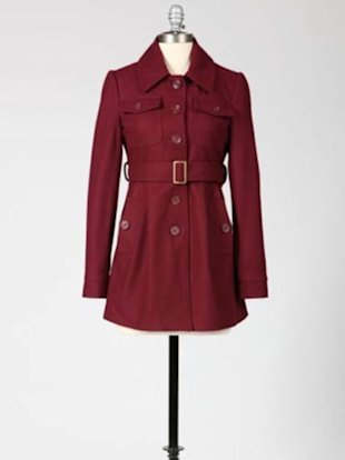 A Ladylike Coat