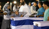 Bus Bomb Attack Victims Flown Home To Israel