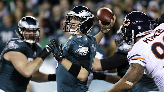 Foles still hears about 1 bad game vs. Cowboys
