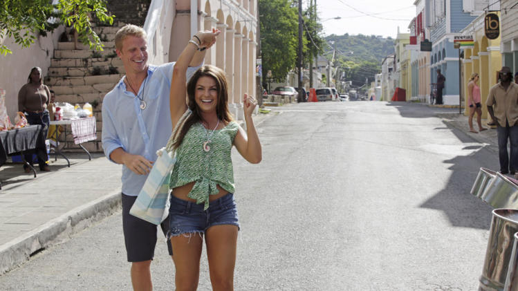 """The Bachelor"" -- ""Episode 1707"" SEAN LOWE, TIERRA"