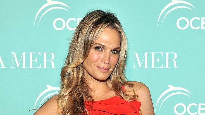 Molly Sims La Mer World Oceans Day