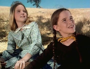 Melissa Sue Anderson and Melissa Gilbert 'Little House on the Prairie' on TV Land