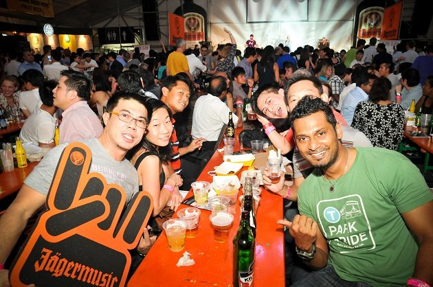 Beerfest in Asia is back again!