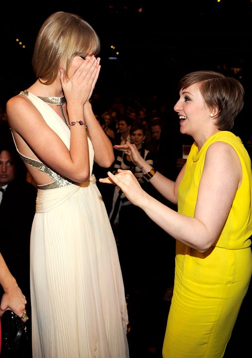 Taylor Swift, Lena Dunham