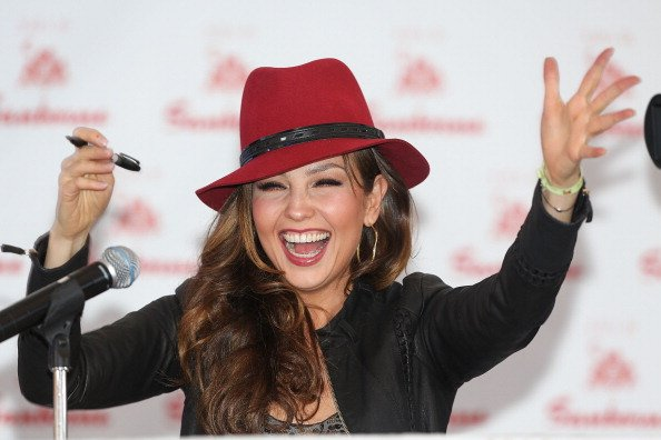 Thal&#xED;a/ Wireimage
