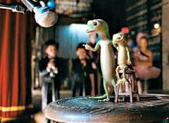 Gecko from Geico