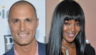 Nigel Barker, Naomi Campbell -- Getty Images