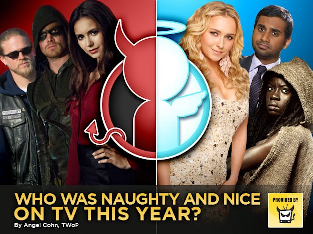 Who Was Naughty and Nice on …