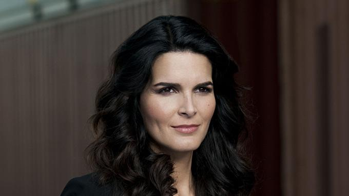 "Angie Harmon stars in ""Rizzoli and Isles."""