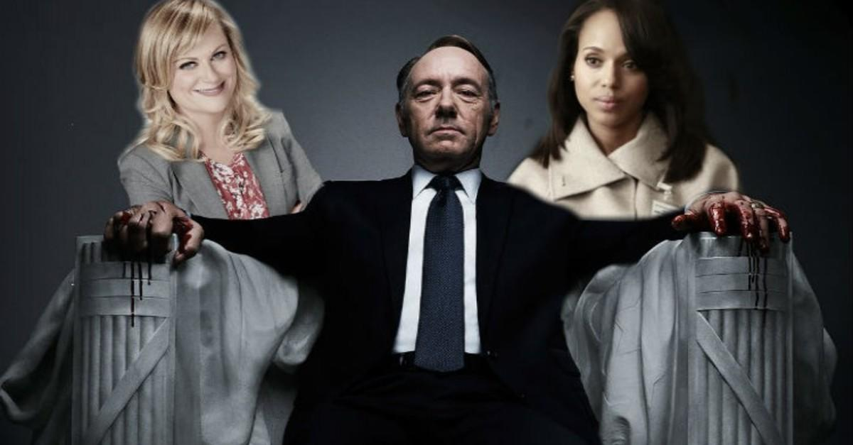 """15 Crossover Episode Ideas For """"House Of Cards"""""""