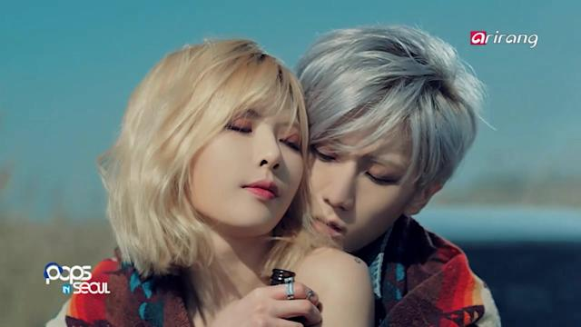 Pops in Seoul:Trouble Maker (No Tomorrow)