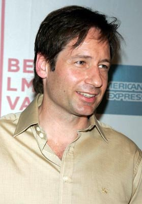 David Duchovny