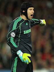 Petr Cech is keen to move on from the Mark Clattenburg controversy