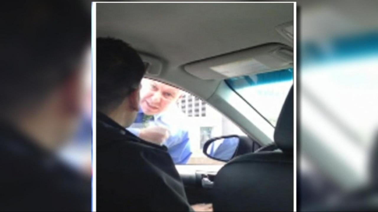 Detective Seen on Video Berating Uber Driver to Be Transferred, NYPD Commissioner Says