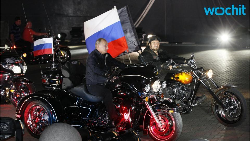 Russian bikers begin run despite Polish entry ban