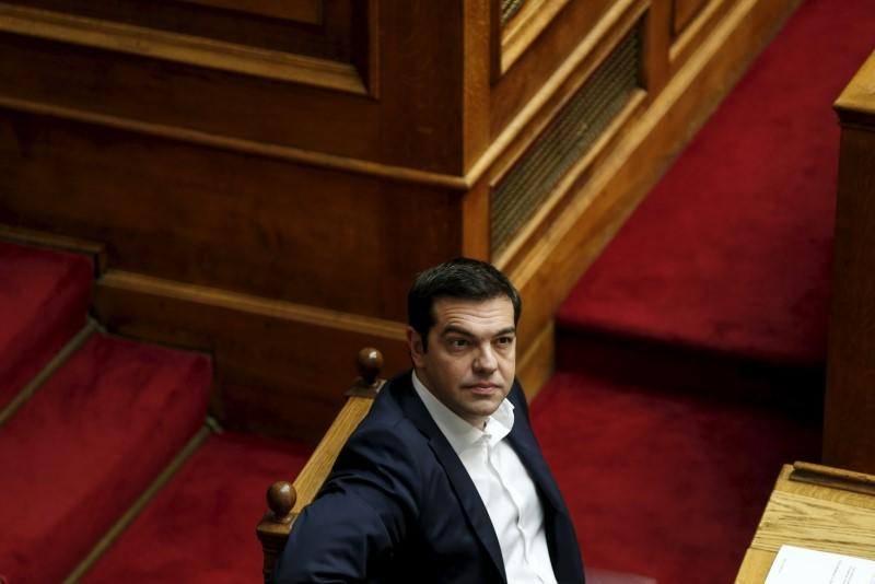 Greece must stick to programme to exit bailout - PM