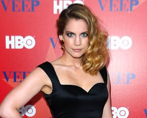 Exclusive: Hannibal Serves Up Anna Chlumsky
