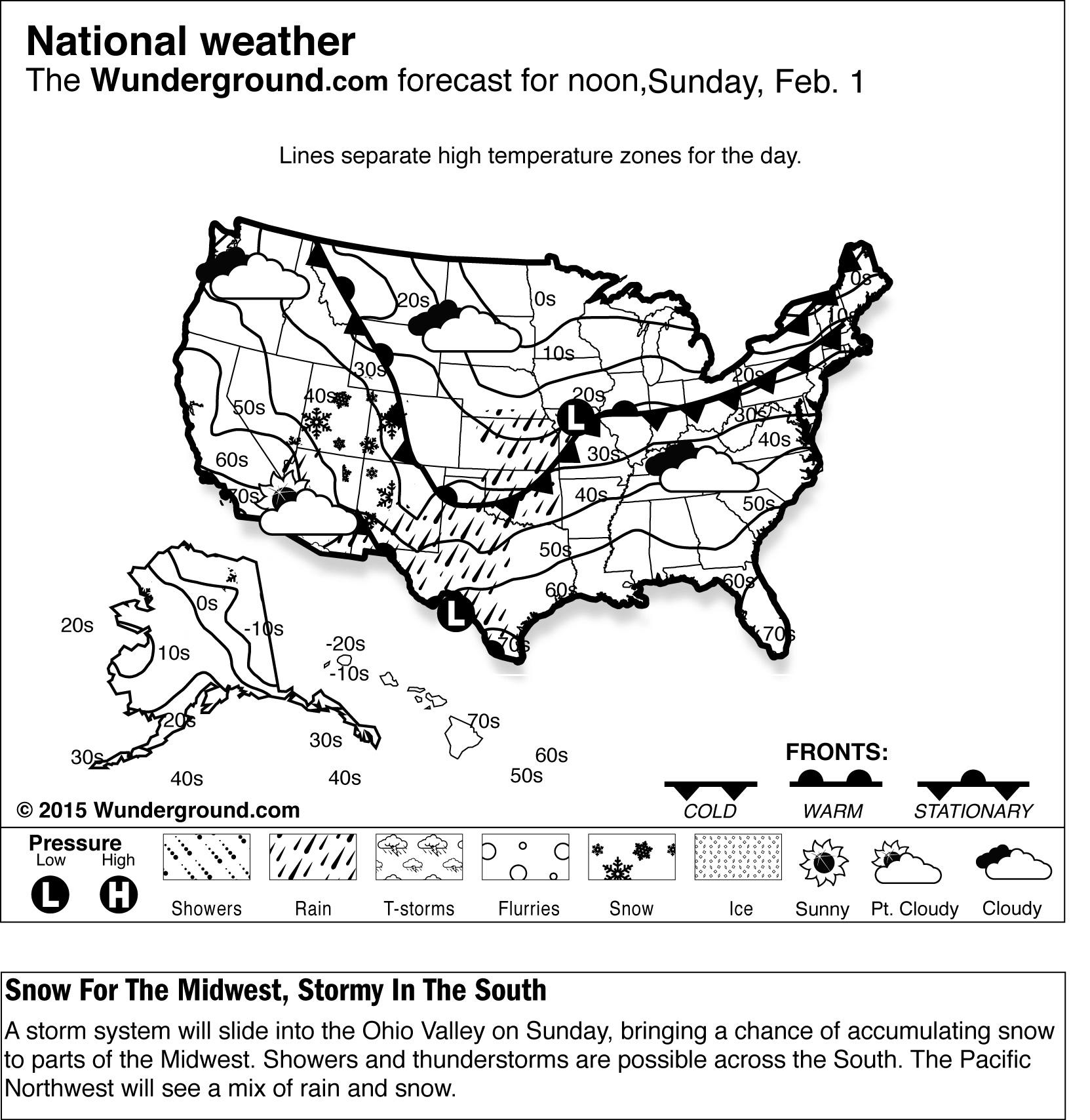 Storm crawls into Midwest, threatens Northeast