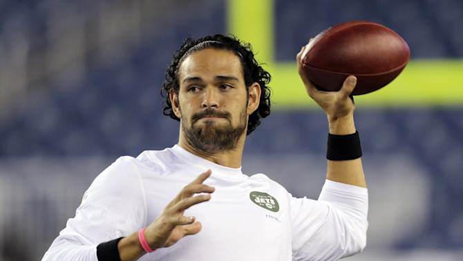 Eagles, Mark Sanchez agree to 1-year contract