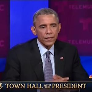 Obama: More Diverse Presidents Will Help Bring Immigration Reform