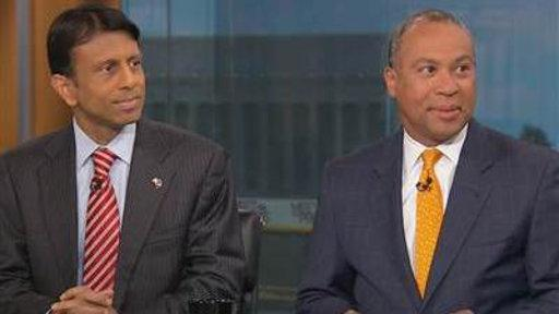 Jindal: Greed of Wall Street Being Replaced by Greed of Washington D.C.