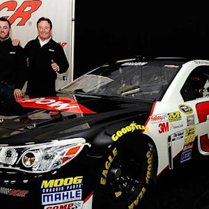 The No. 3 returns, NASCAR tests for 2014