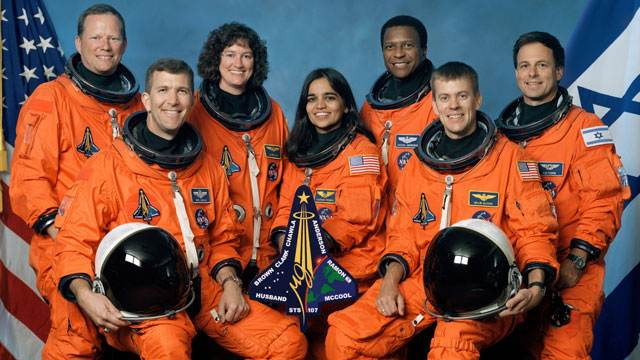 Shuttle Columbia Crew Not Told of Risks