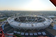 &lt;p&gt;A view of the Olympic Stadium, at the Olympic Park in London, seen on July 25. An expectant London was preparing to launch the greatest sporting show on earth on Friday with excitement reaching fever pitch hours ahead of the Olympic Games opening ceremony.&lt;/p&gt;