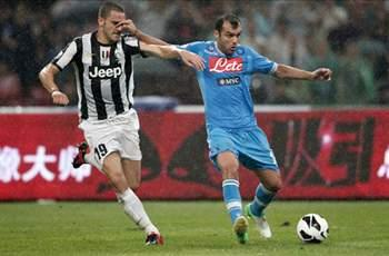 Napoli's match against Inter will not determine Juventus' main rival, says Pandev