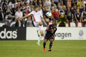 Revolution atop MLS Eastern Conference