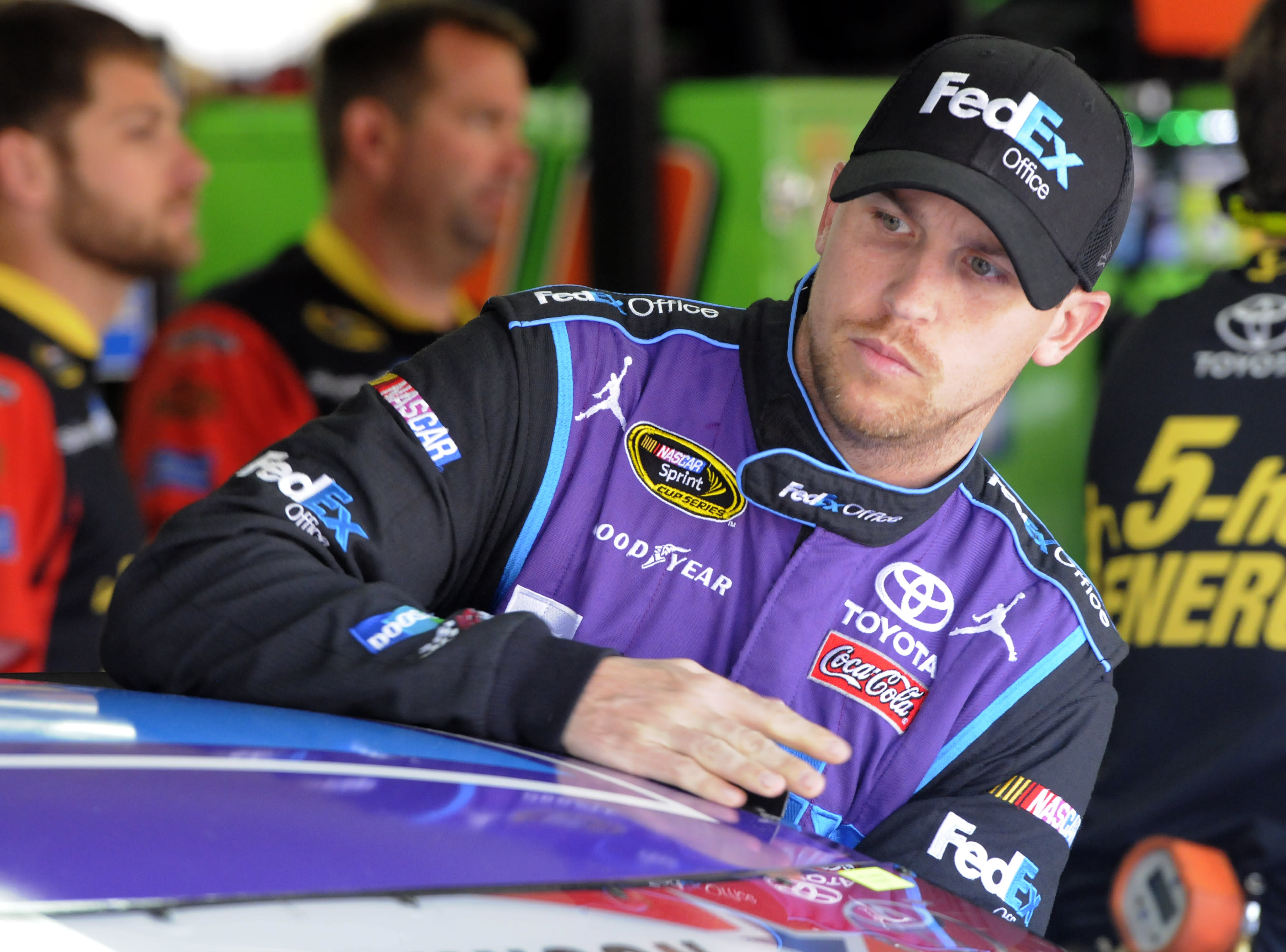 All-Star winner Hamlin confident in Charlotte double