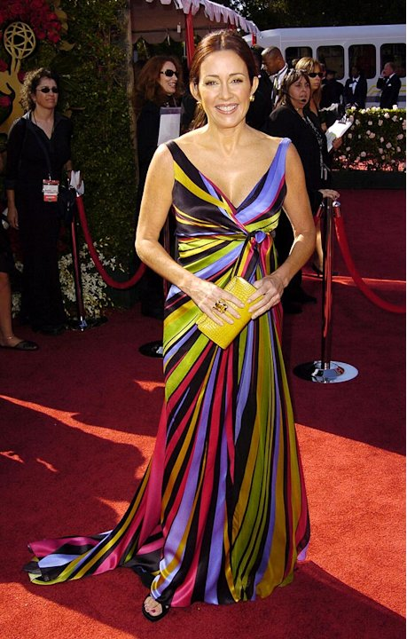 Patricia Heaton at The 56th Annual Primetime Emmy Awards.