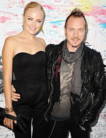 Malin Akerman Pregnant With First Child!