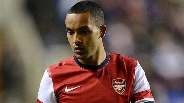 Theo Walcott (PA Photos)